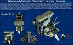 MandalMotors Recovery-class Slave III ortho [New]