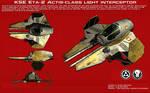 Eta-2 Actis-class light interceptor ortho [New]