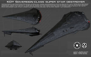 Sovereign-class Super Star Destroyer ortho [New] by unusualsuspex