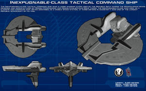 Inexpugnable-class tactical command ortho [New] by unusualsuspex