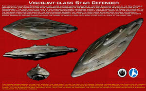 Viscount-class Star Defender ortho [New] by unusualsuspex