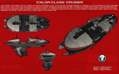 Valor-class cruiser ortho [New]