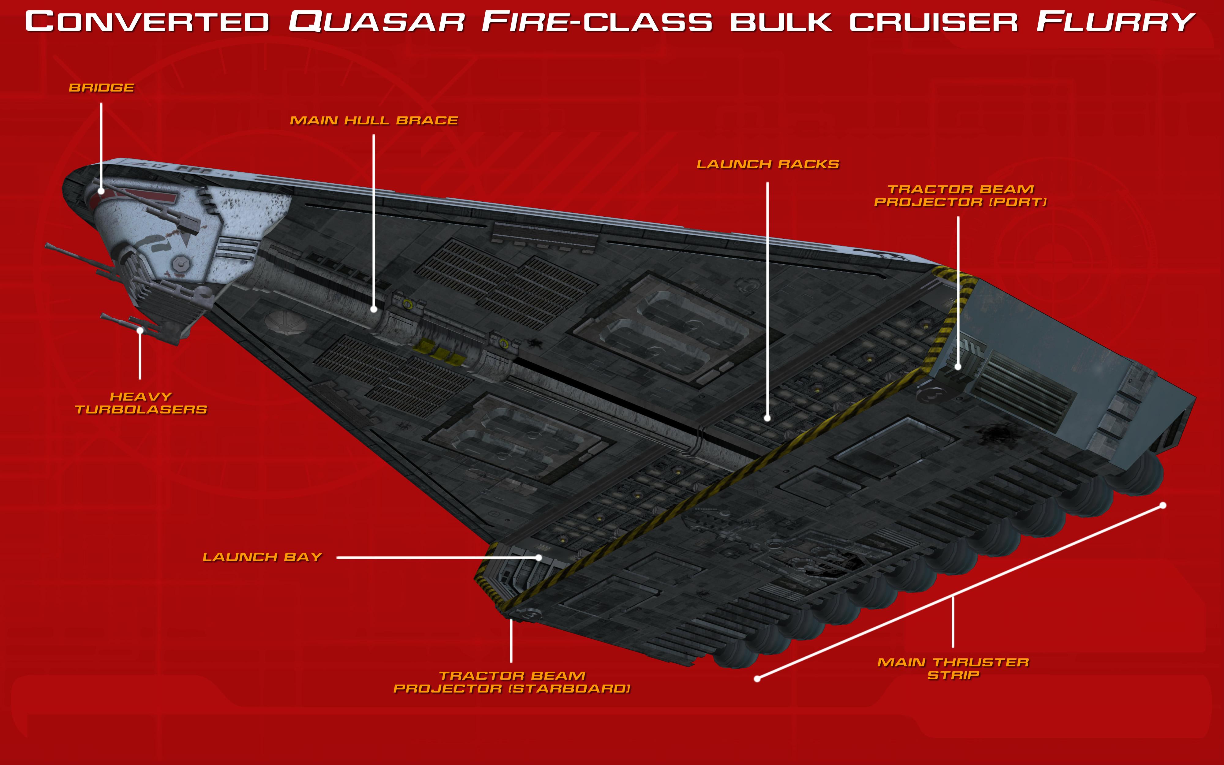 quasar fire-class bulk cruiser