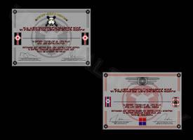 Imperial Certificates