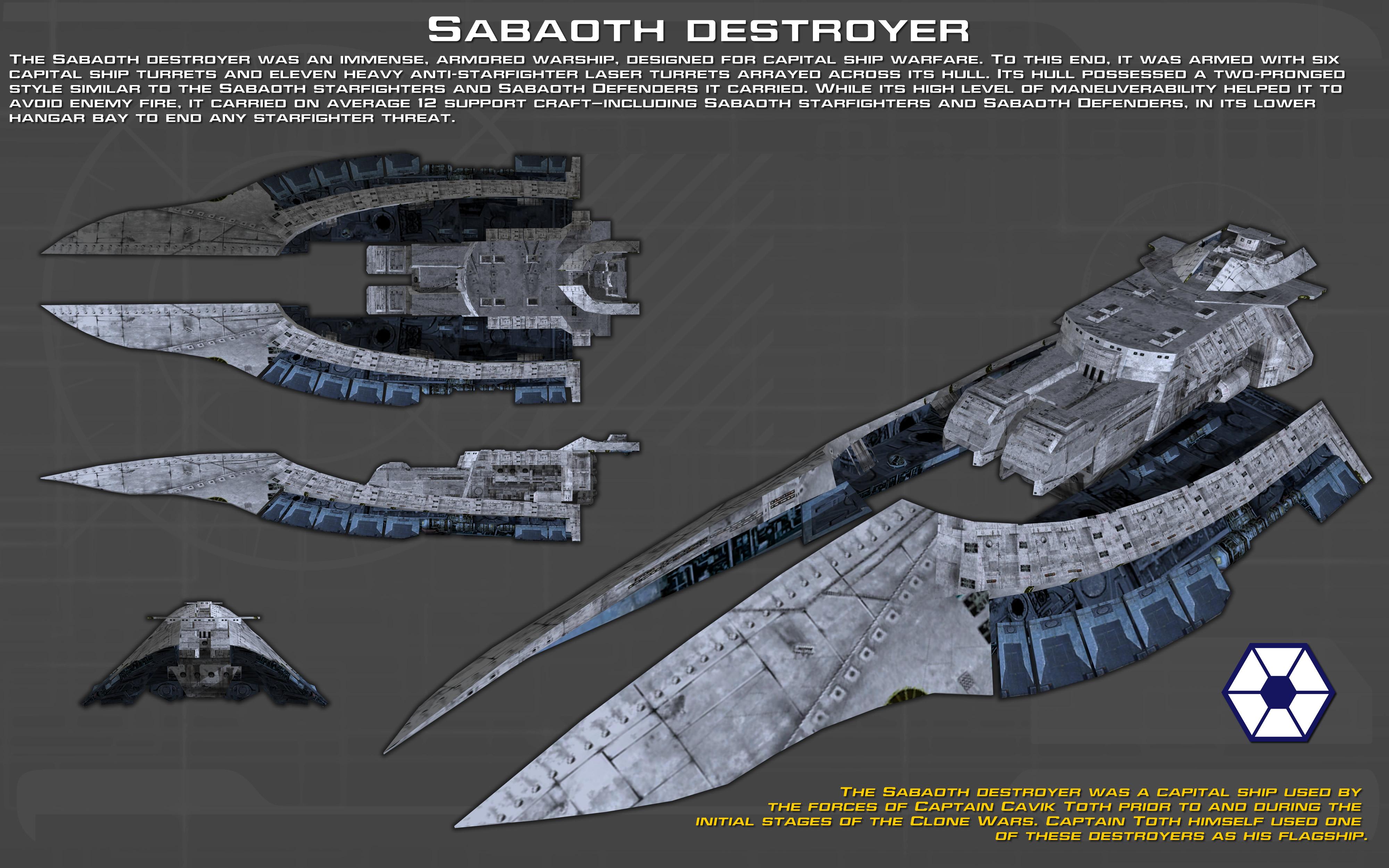 Sabaoth Destroyer Ortho New By Unusualsuspex On DeviantArt