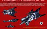 Customized Delta-7 'Azure Angel' ortho [Updated]