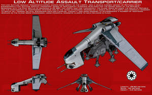 Low Altitude Assault Transport/Carrier ortho [New] by unusualsuspex