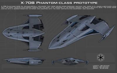 X-70B Phantom-class prototype ortho [New]