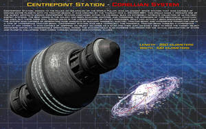 Galactic navigational extra - Centrepoint [CRL3B] by unusualsuspex