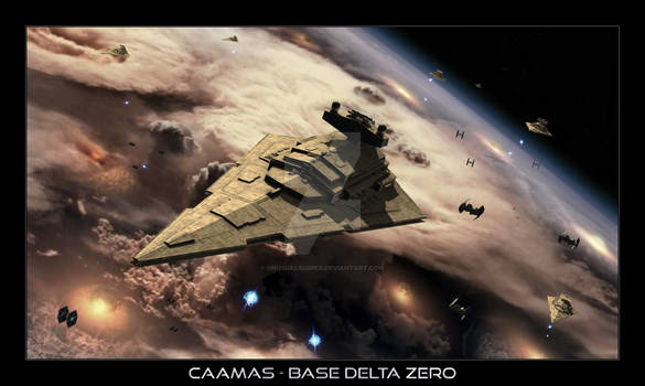 Caamas - Base Delta Zero