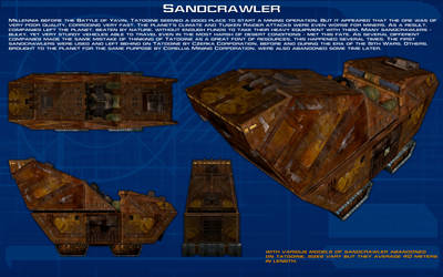 Sandcrawler ortho [Alternative][New]