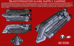 Quartermaster-class supply carrier ortho [New]