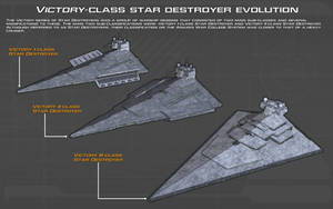 Victory-class star destroyer tech readout [New] by unusualsuspex