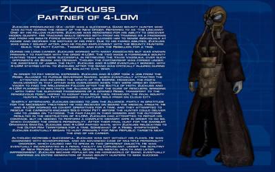 Zuckuss character bio [New]