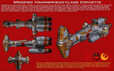 Modified Hammerhead Corvette ortho [New] by unusualsuspex