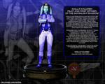 Gailla Maluren character bio [New}