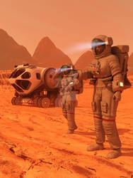 MARS 1 - Discovery