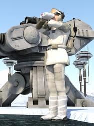 Hoth Rebel Trooper