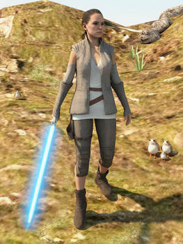 Ahch-To Rey