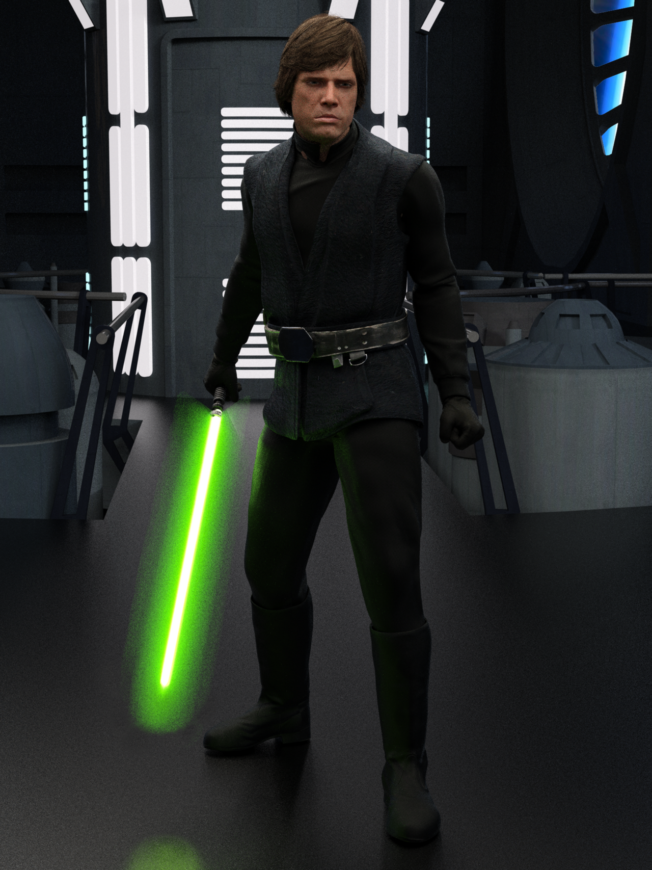 Luke Skywalker ROTJ
