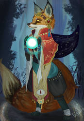 Wizard Fox
