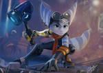 Ratchet and Clank Rift Apart : New Female lombax