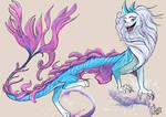Raya and the Last dragon : Sisu