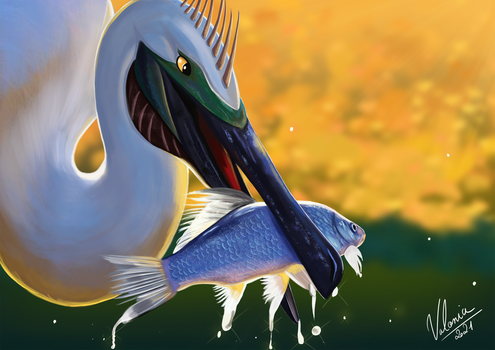 Pelican dinosaur