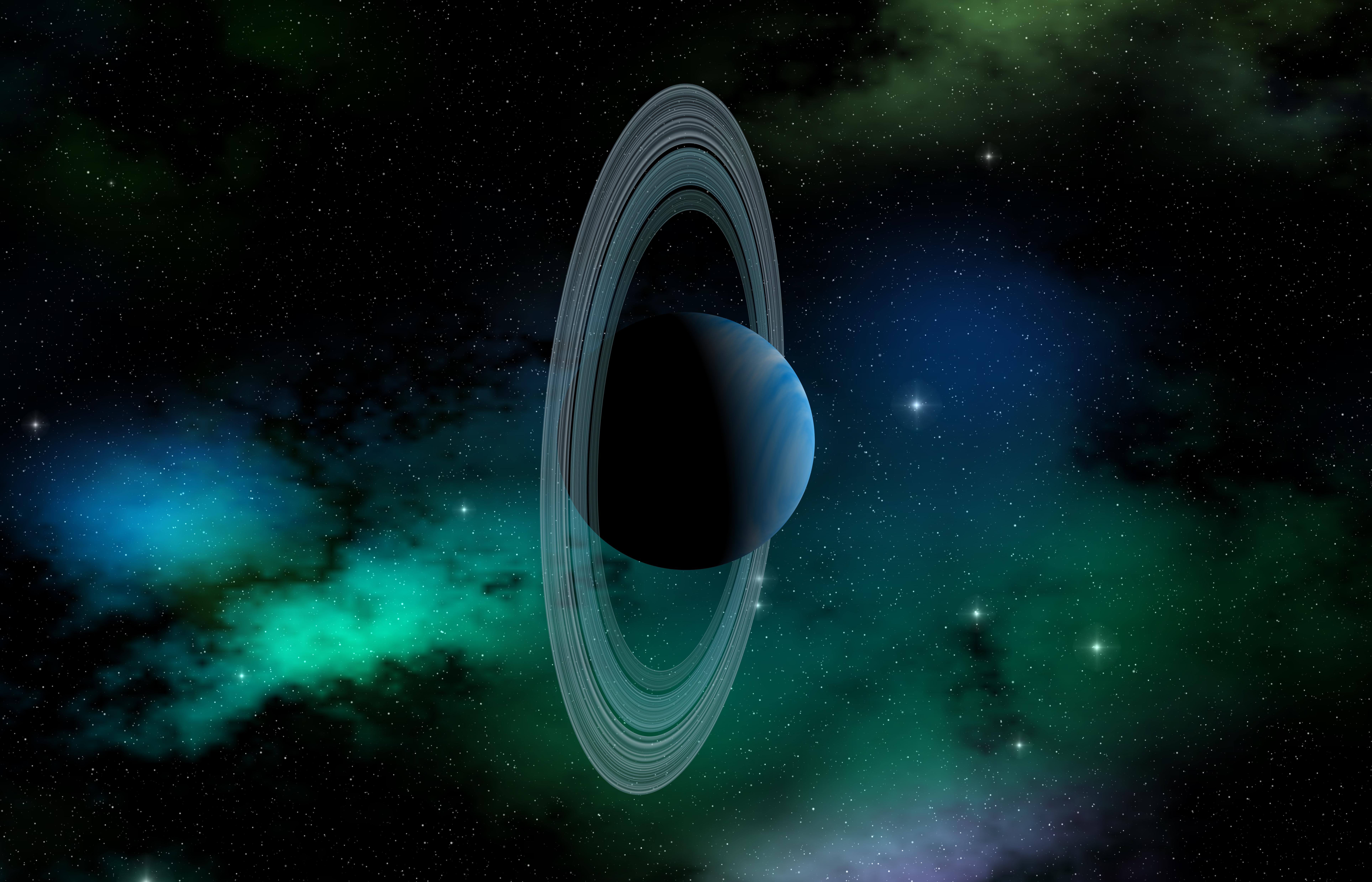 planet uranus rings - photo #35