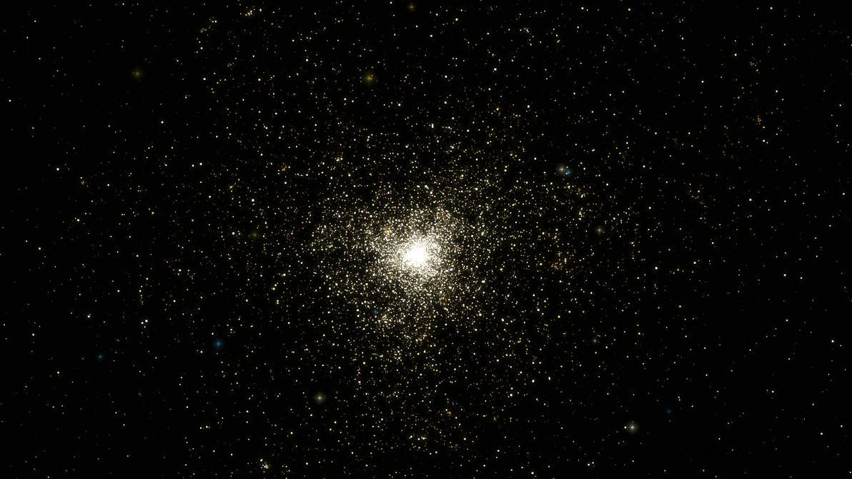 Globular Cluster by cmcougar
