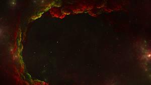 Burning Oak Nebula