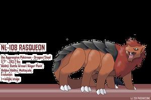 Rasqueon by phoenixsong