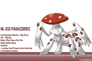 Paracordis by phoenixsong