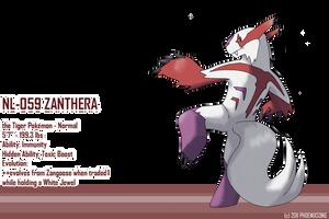 Zanthera by phoenixsong