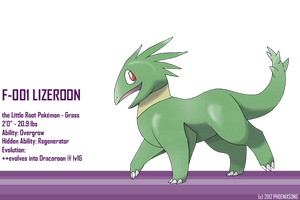 Lizeroon by phoenixsong