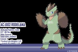 Rodelana by phoenixsong