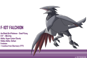 Falchion by phoenixsong