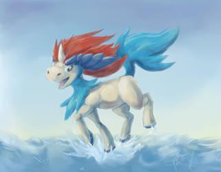go horsie goooooo by phoenixsong