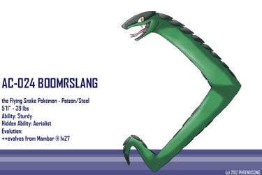 Boomrslang