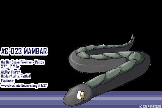 Mambar