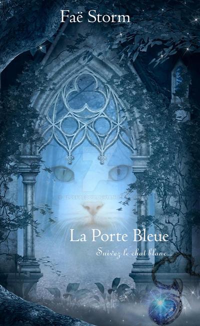 La porte bleue by faedou on deviantart - La porte bleue en belgique ...