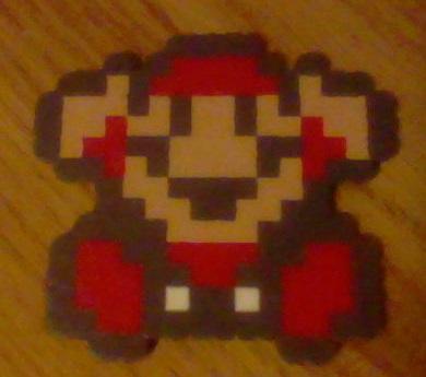 Mario Dies [Super Mario Bros. 3] by Kinkachuu