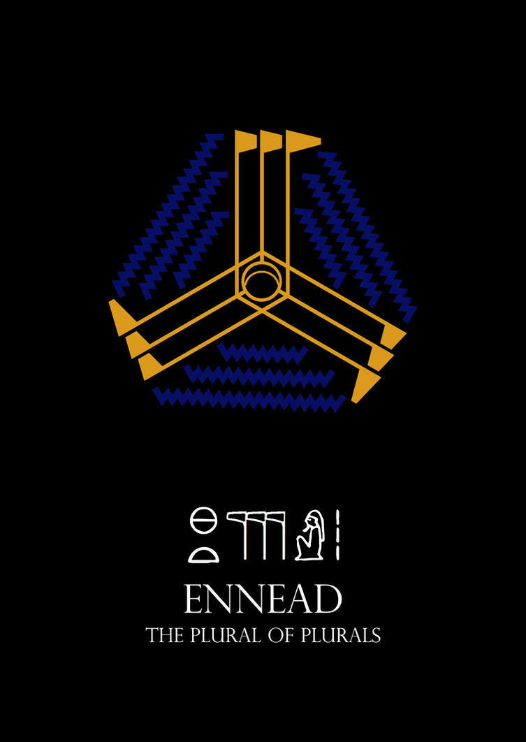 Ennead by Thothhotep