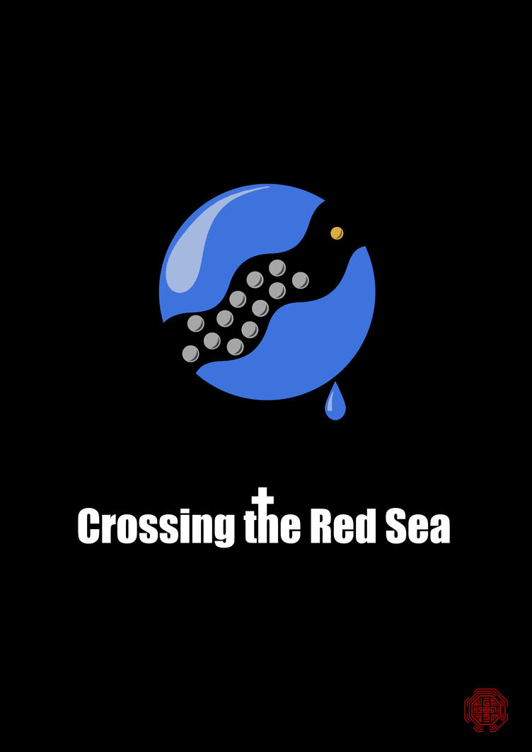 Bible Bubble: Crossing the Red sea by Thothhotep