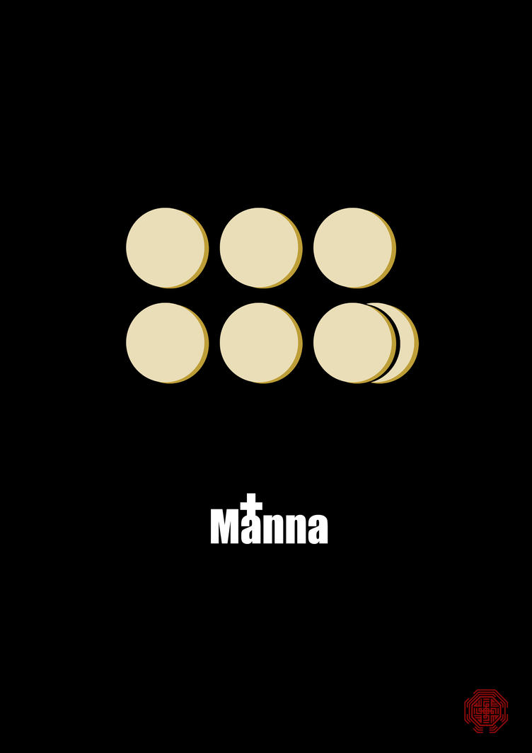 Bible Bubble: Manna by Thothhotep