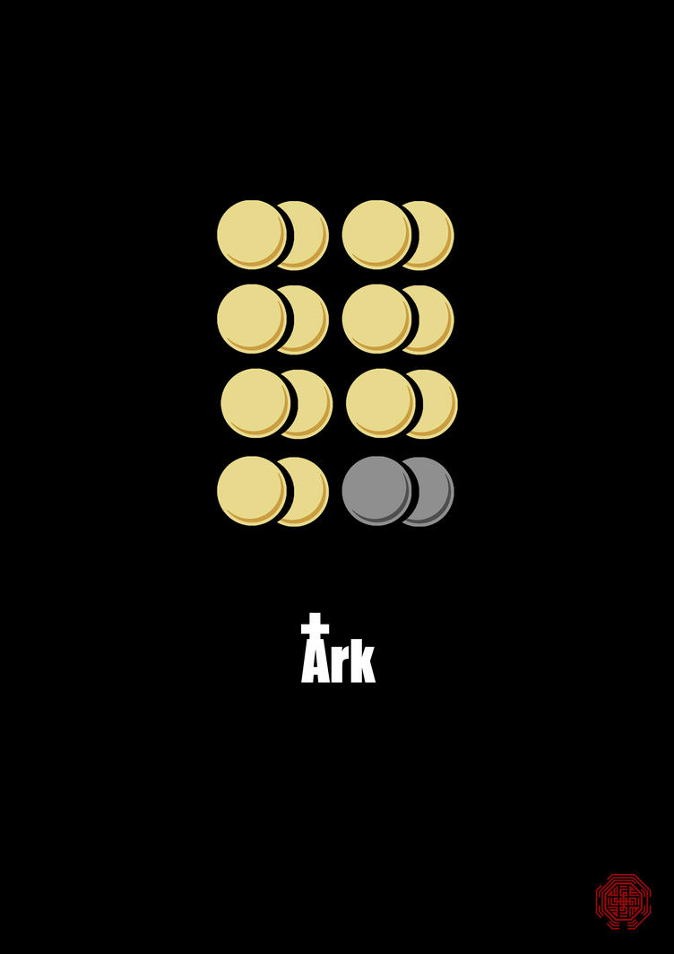 Bible Bubble: Ark (Pairs of animals) by Thothhotep