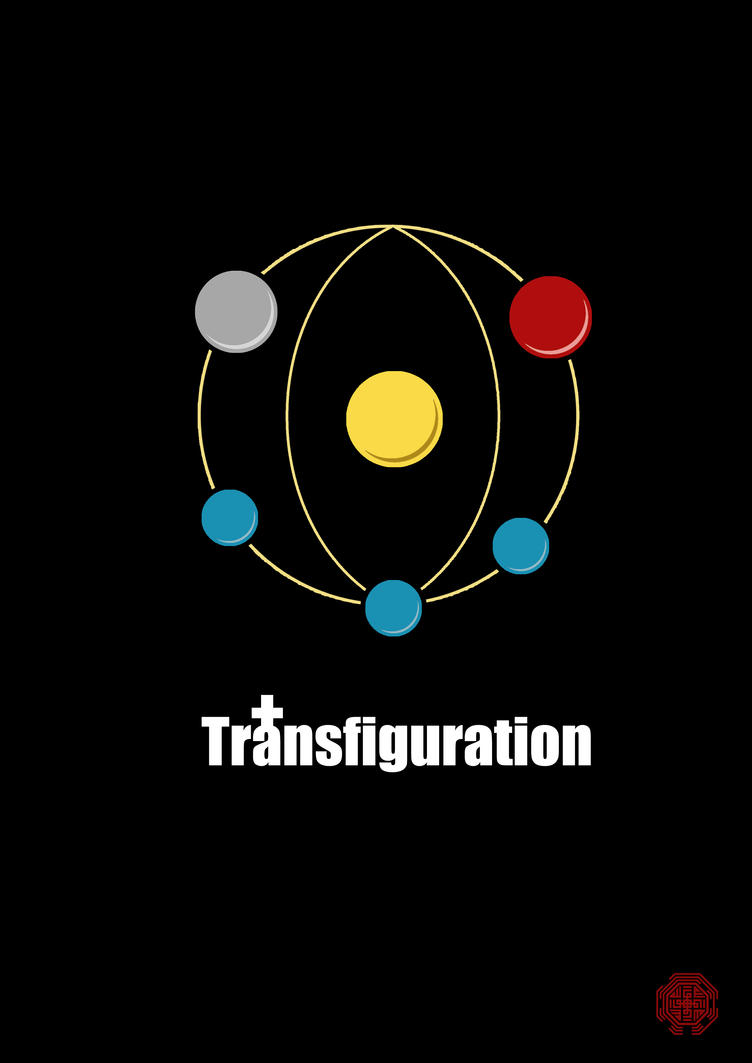 Bible Bubble: Transfiguration by Thothhotep