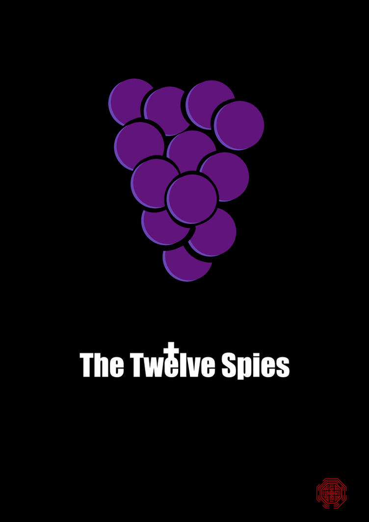 Bible Bubble: The Twelve Spies by Thothhotep