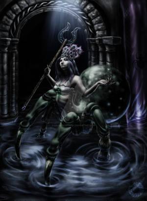 Aranea by Lilith-Symphony