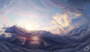 Sky of hope